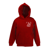 Hooded Sweat Kids (rot)