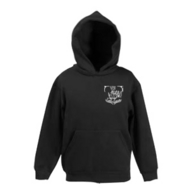 Hooded Sweat Kids (schwarz)