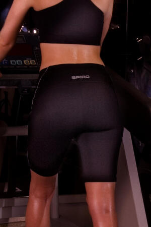 Lady Spiro Sprint Training Short