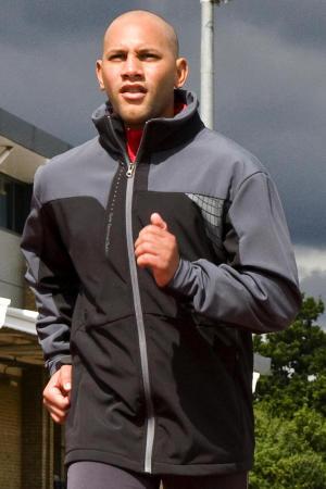 Spiro Team Soft Shell Jacket