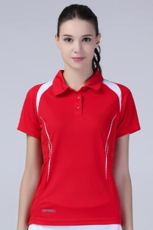 Lady Spiro Team Spirit Polo