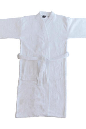 Kimonobademantel