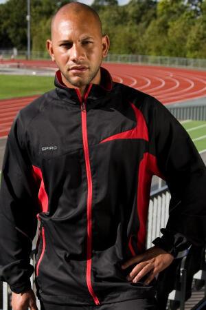 Spiro Unisex Micro Lite Team Jacket