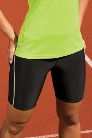 Ladies' Bodyfit Shorts