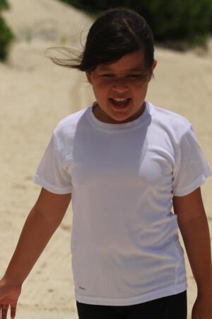Junior Qick Dry T-Shirt