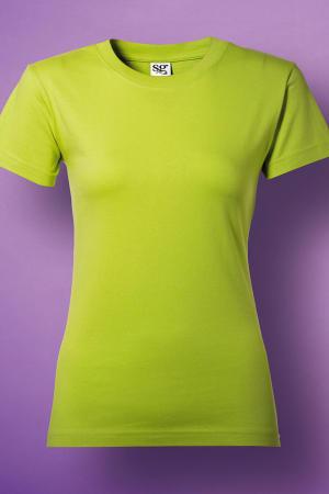 Ladies' Heavyweight T-Shirt