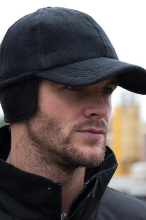 Winter Fleece Cap