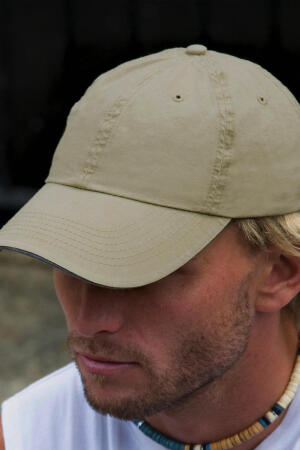 Fine Cotton Twill Cap