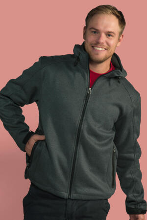 Knitted Bonded Softshell