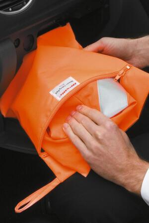 Tasche für Sicherheitswesten