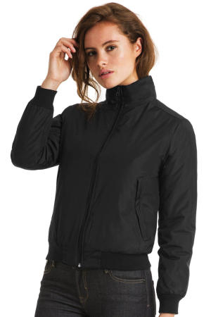 Crew Bomber Women Jacket - JW962