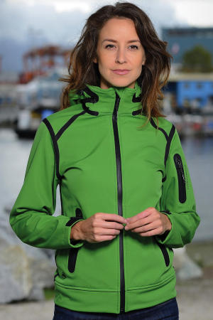 Women`s Oasis Softshell
