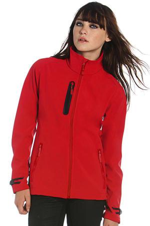 Ladies Technical Softshell Jacket