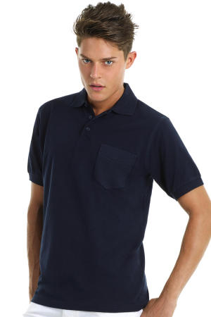 Safran Pocket Polo