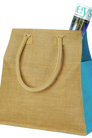 Leisure Jute Bag