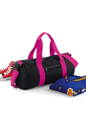 Varsity Barrel Bag