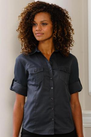 Women's Roll 3/4 Sleeve Shirt