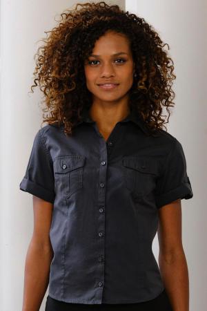 Women's Roll Sleeve Shirt