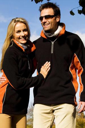 "Tech3"" Sport Fleece 1/4 Zip Sweater"