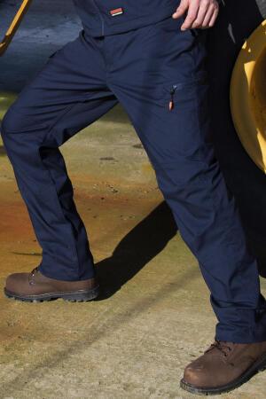 Work Guard Stretch Trousers Reg