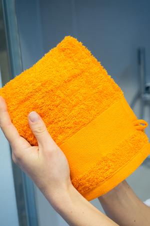 Economy Waschhandschuh