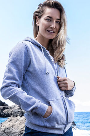 Women's Hoody-Jacket