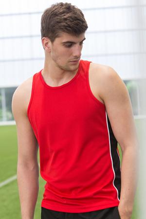 Men's Performance Panel Vest