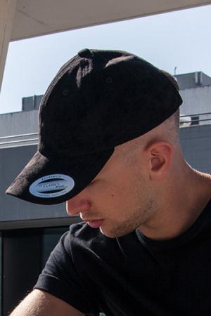 Low Profile Velours Cap