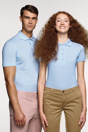 Damen-Premium-Poloshirt Pima-Cotton