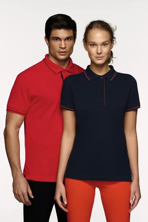 Damen-Poloshirt Casual