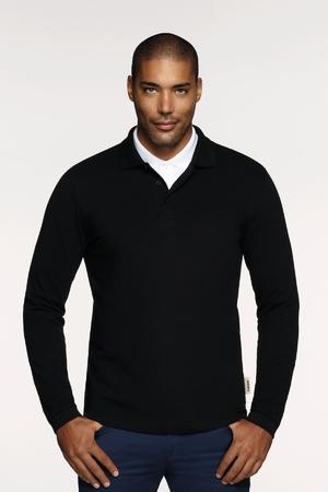 Longsleeve-Poloshirt Classic