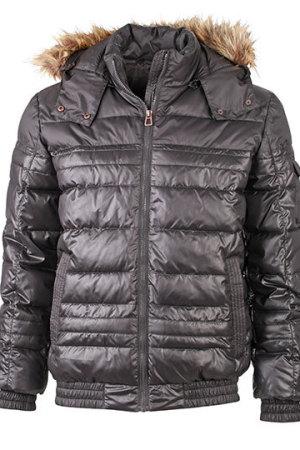 Mens Padded Winter Jacket
