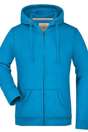 Ladies Vintage Hoody Jacket