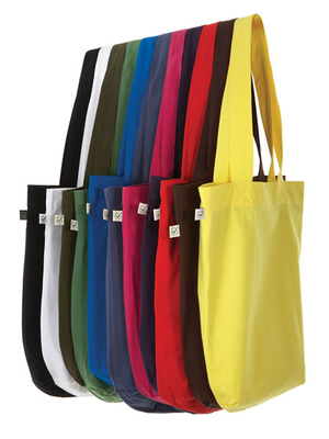 Organic Fashion Tote Bag