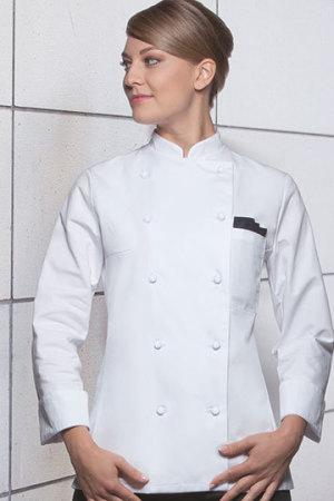 Damen-Kochjacke Lara