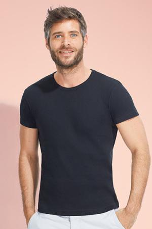 Herren Slim-Fit T-Shirt City 220