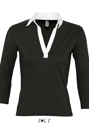 Ladies Polo Shirt Panach