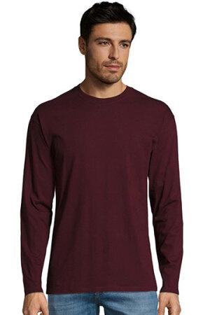 Langarm T-Shirt Monarch