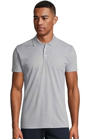 Mens Sports Polo Shirt Performer