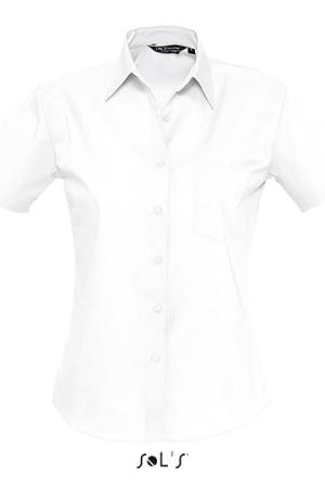 Ladies Poplin Shirt Energy
