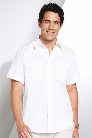 Mens Short Sleeve Shirt Botswana