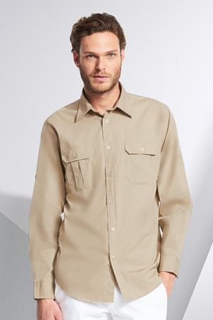 Mens Long Sleeve Shirt Bolivia