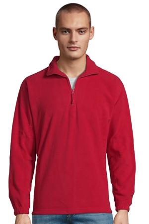Half-Zip Fleece Ness