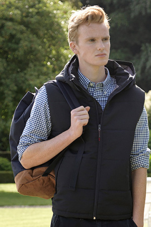 Mens Bodywarmer - Gravel