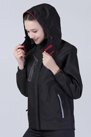 Ladies Nero Jacket