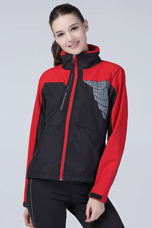 Ladies Team 3 Layer Soft-Shell Jacket