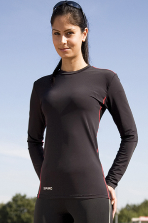 Compression Bodyfit Long Sleeve Base Layer