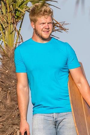 Fitness Mens Shiny Marl T-Shirt