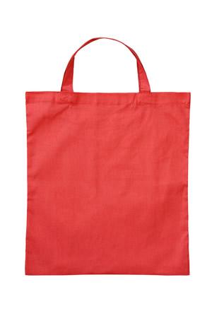 Bio-Baumwoll-Tasche Henkel kurz