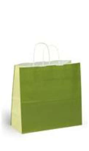 Shopper Verde (400x160x370 mm)